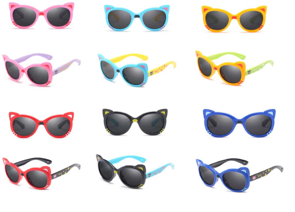 cocosand baby sunglasses review