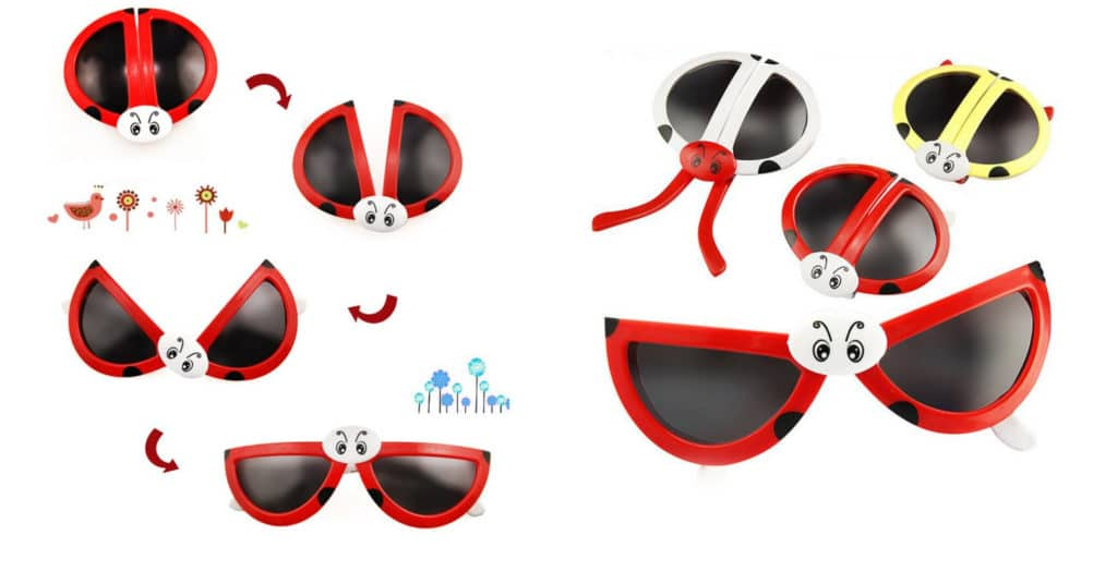 kiddus baby sunglasses