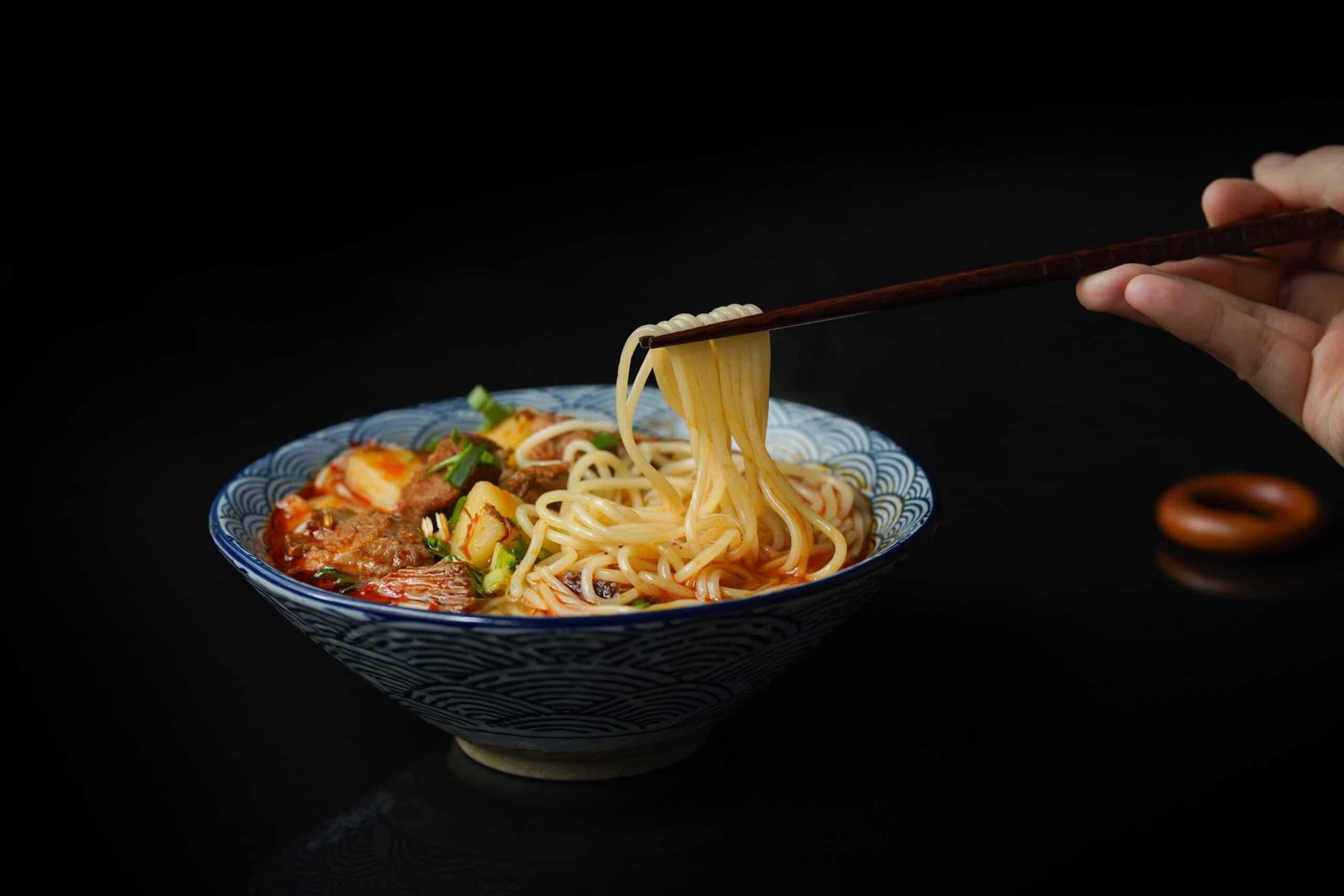 Best Instant Noodles UK