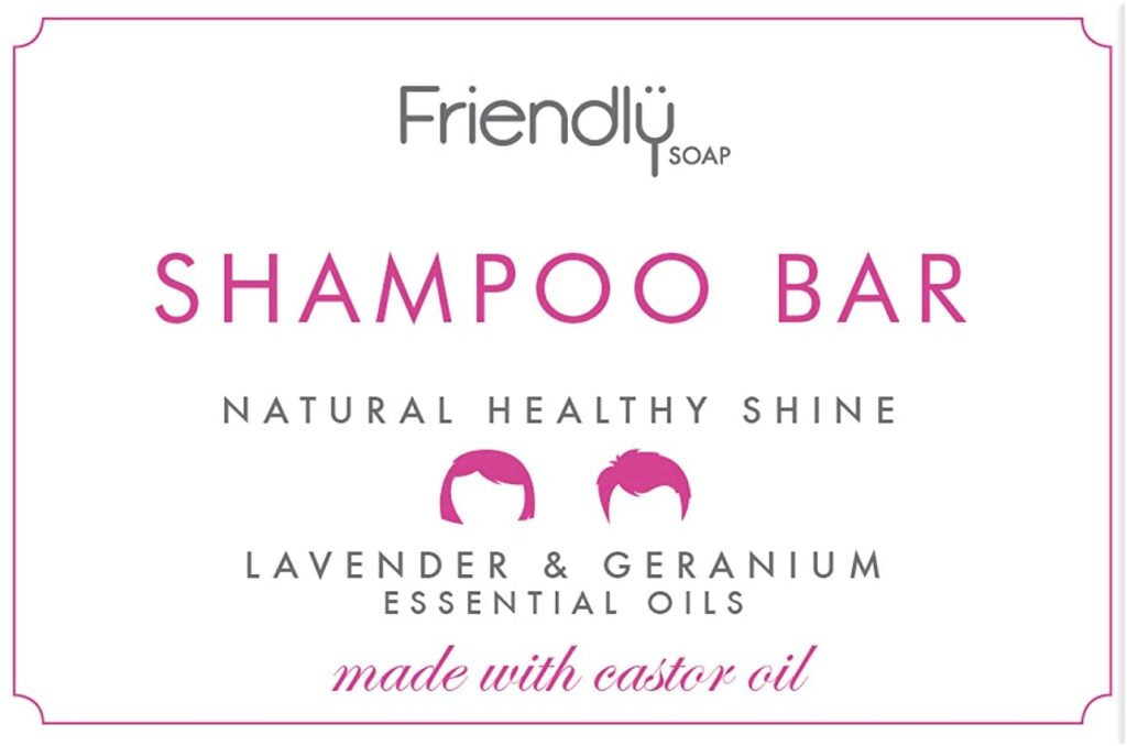 best shampoo bars for curly hair