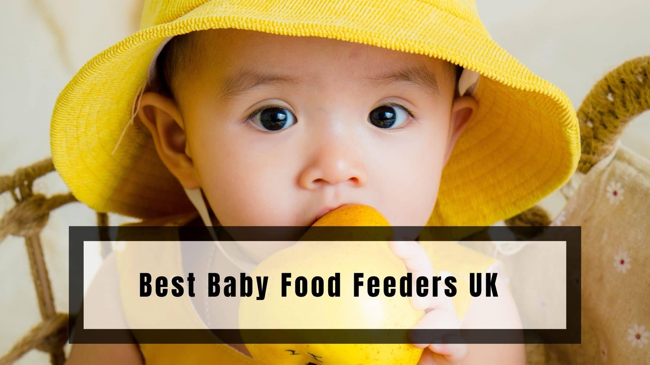Best Baby Food Feeders UK