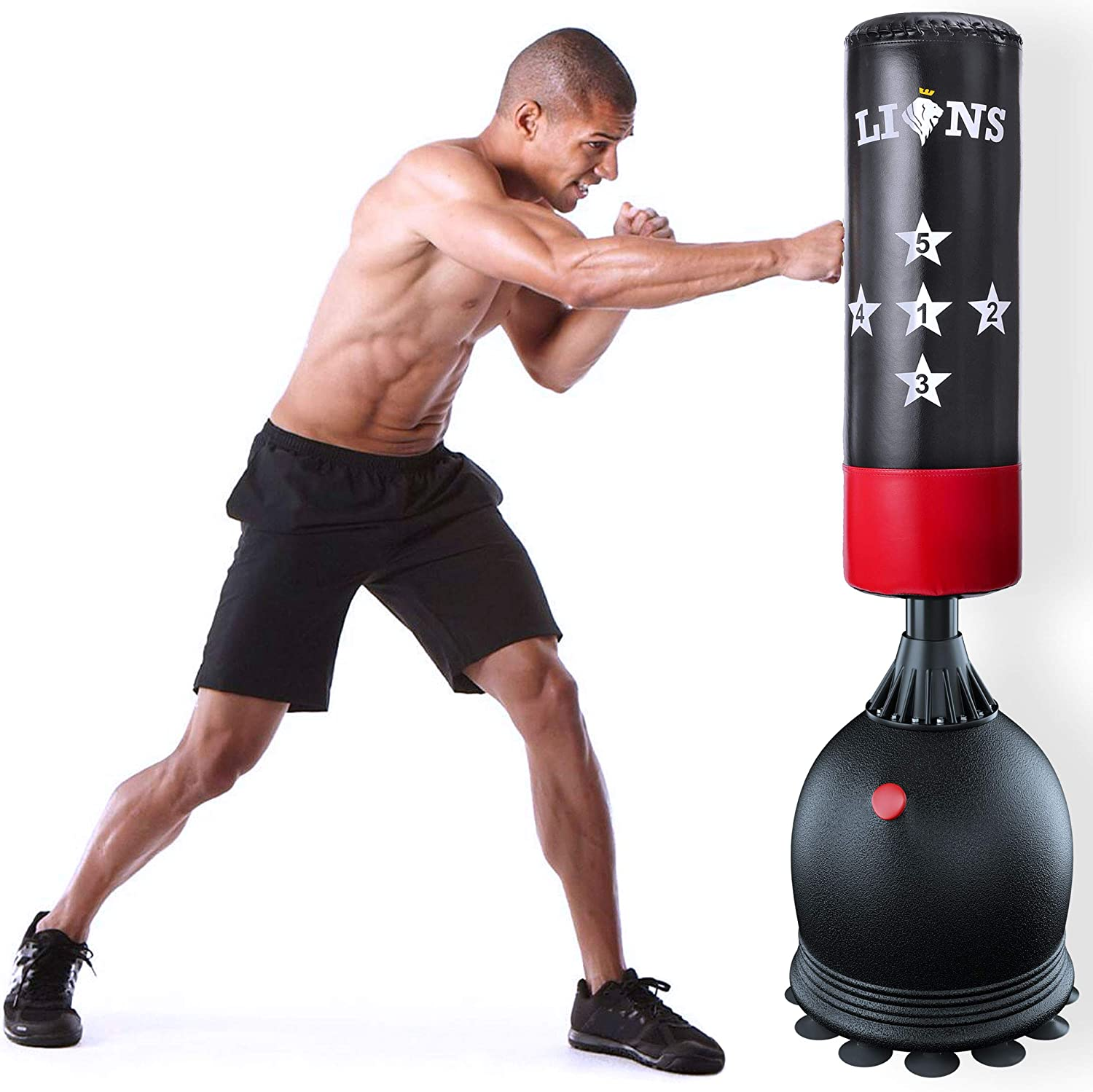 Best Free Standing Punch Bag for Home UK