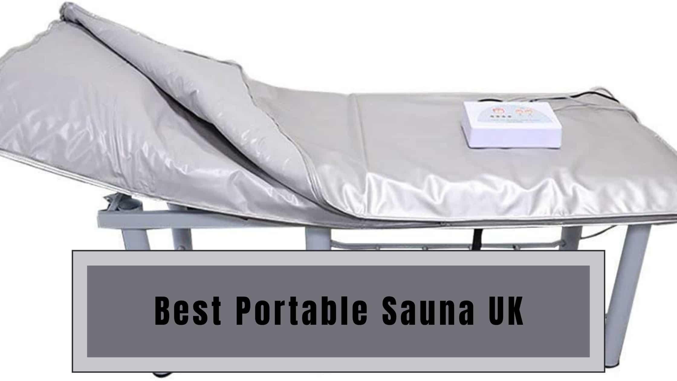 Best Portable Sauna UK