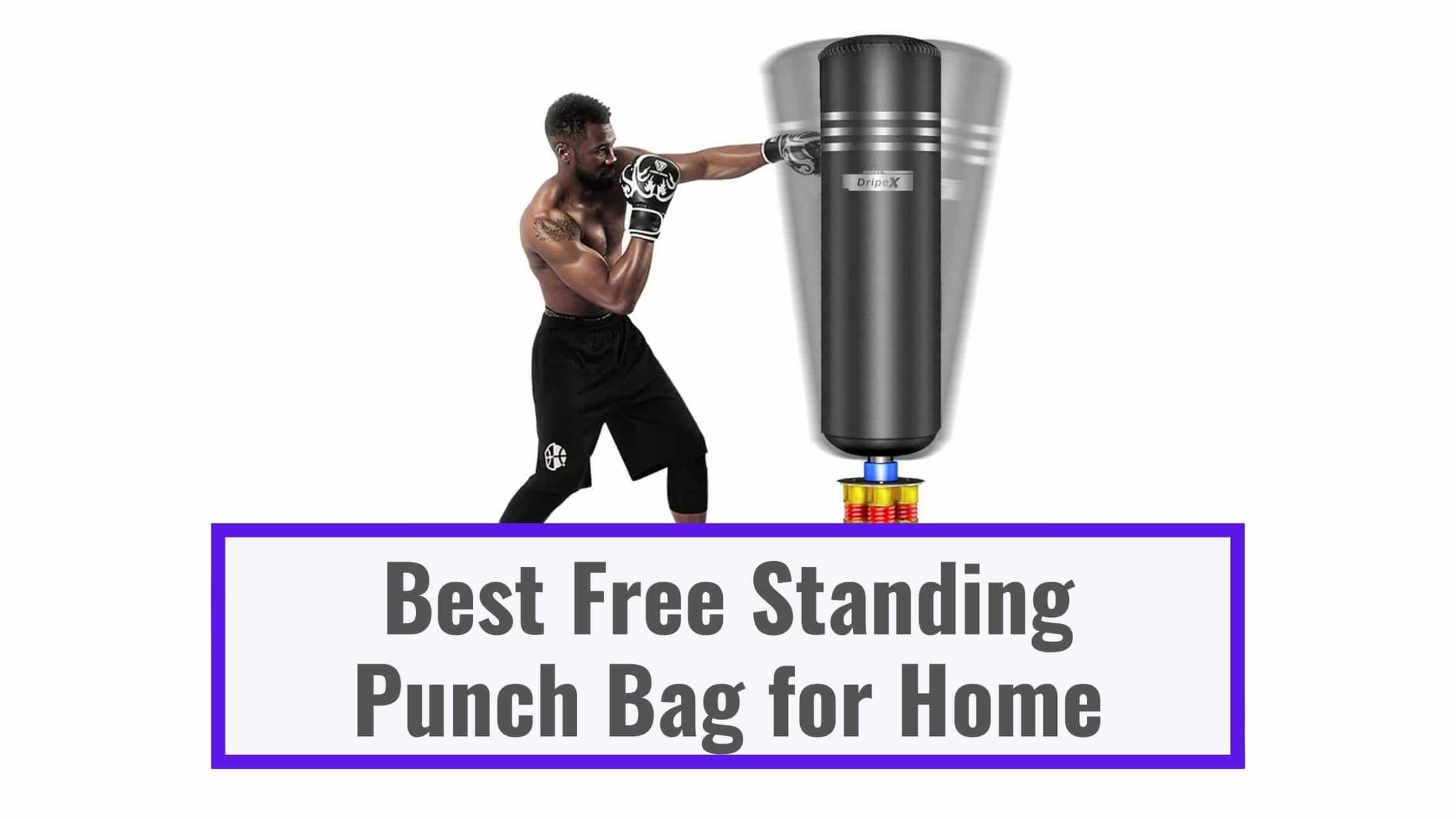 Best Free Standing Punch Bag for Home