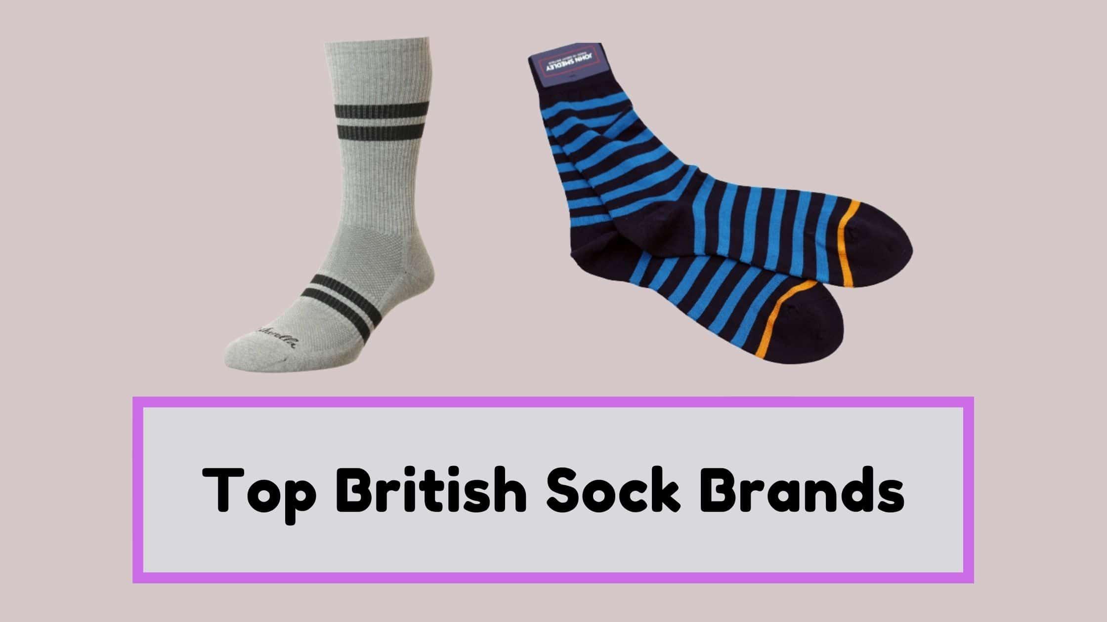 Top British Sock Brands