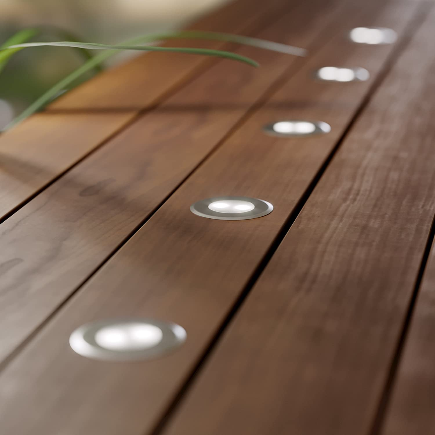Best Solar Decking Lights UK