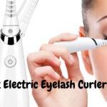 Best Electric Eyelash Curler UK