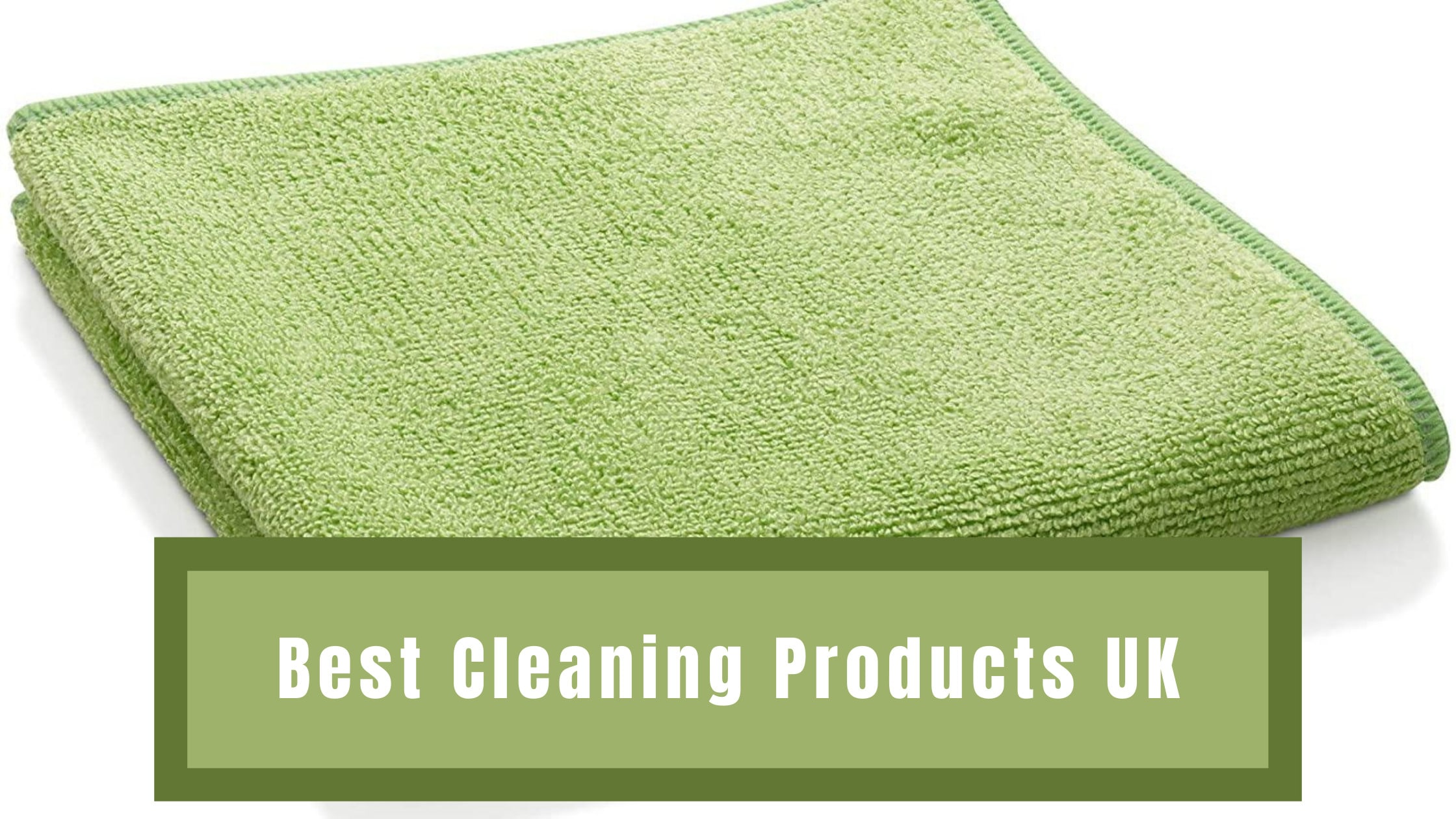 Best Cleaning Products UK