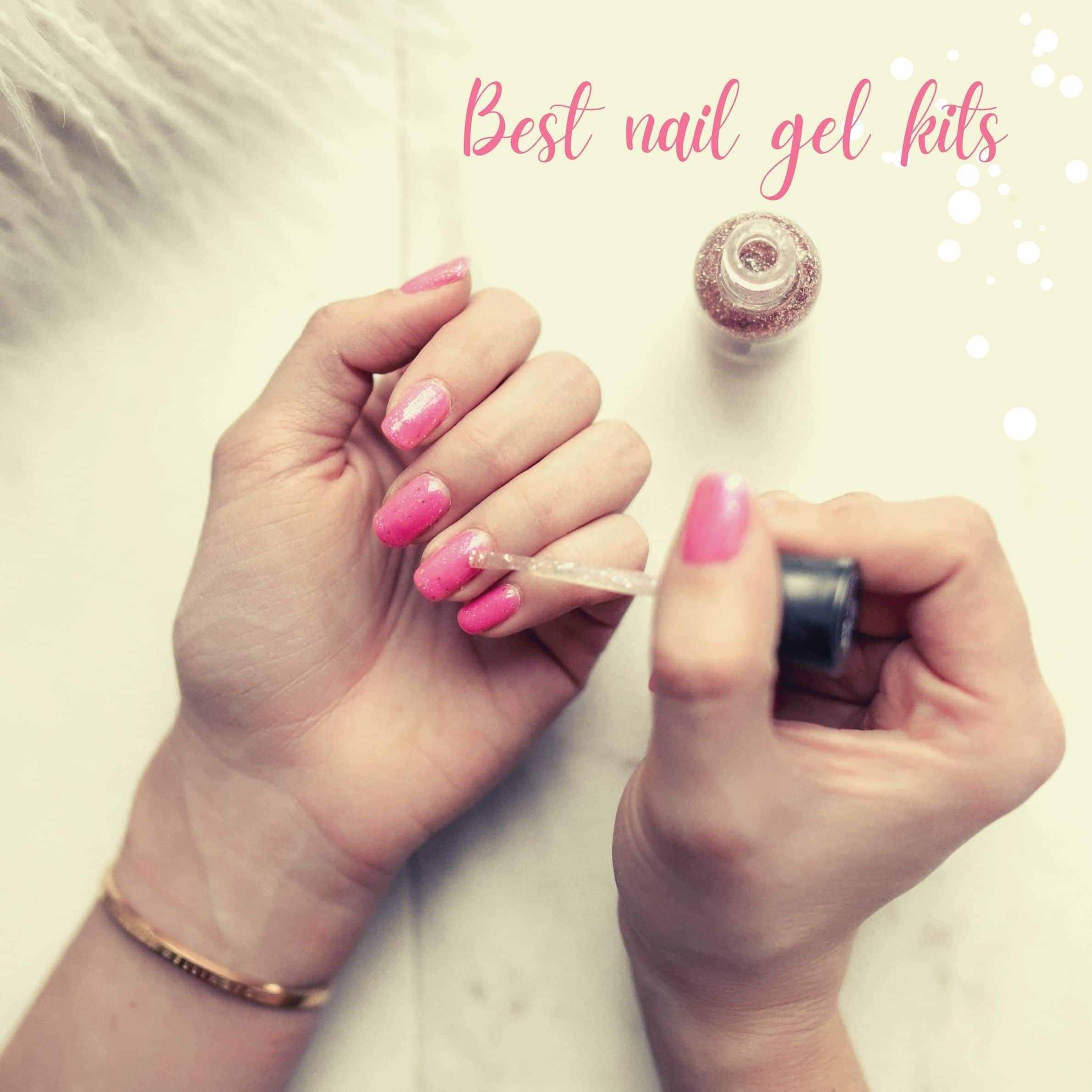 Best at home Gel Nail Kit Reviews