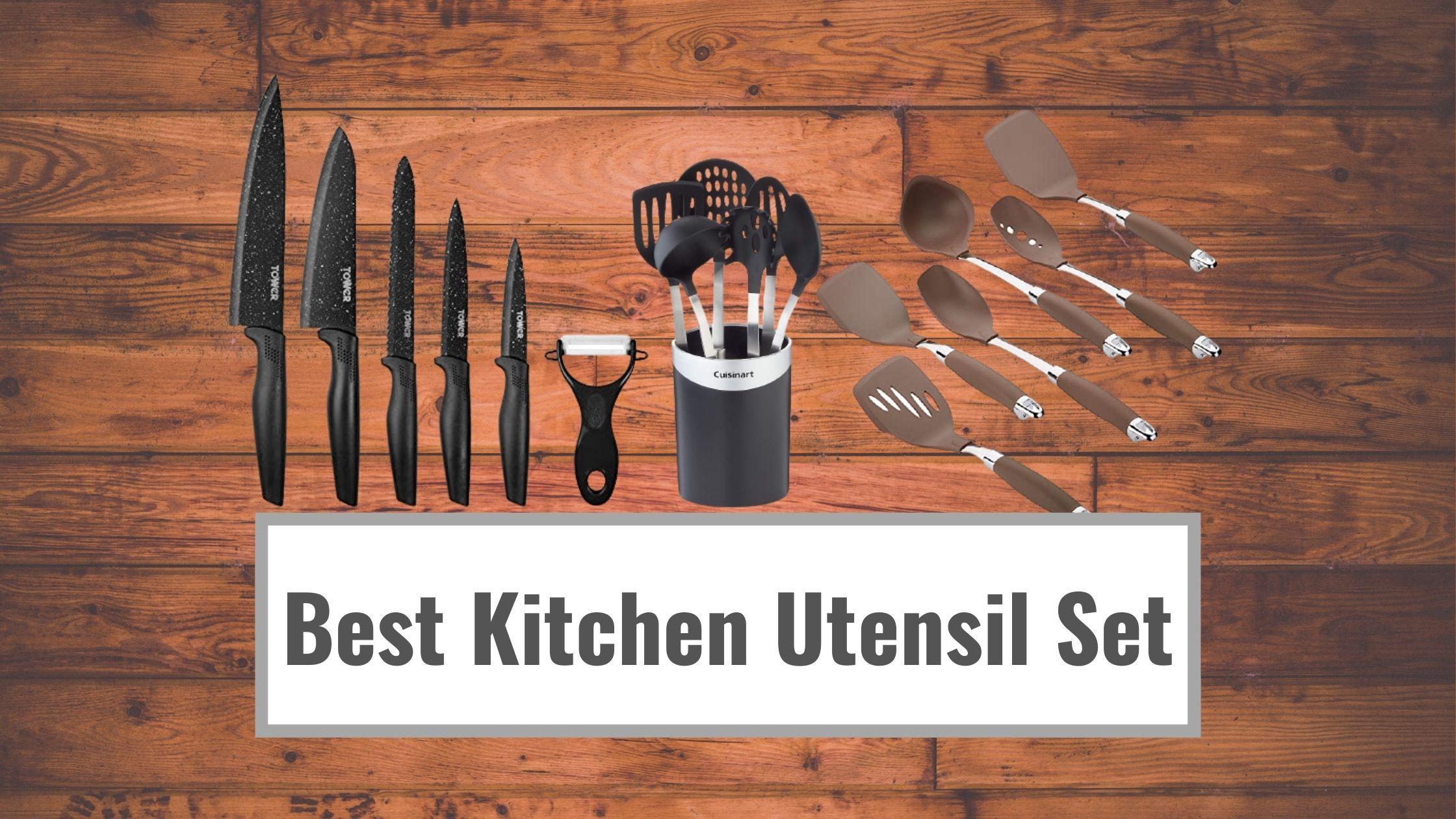 Best Kitchen Utensil Set