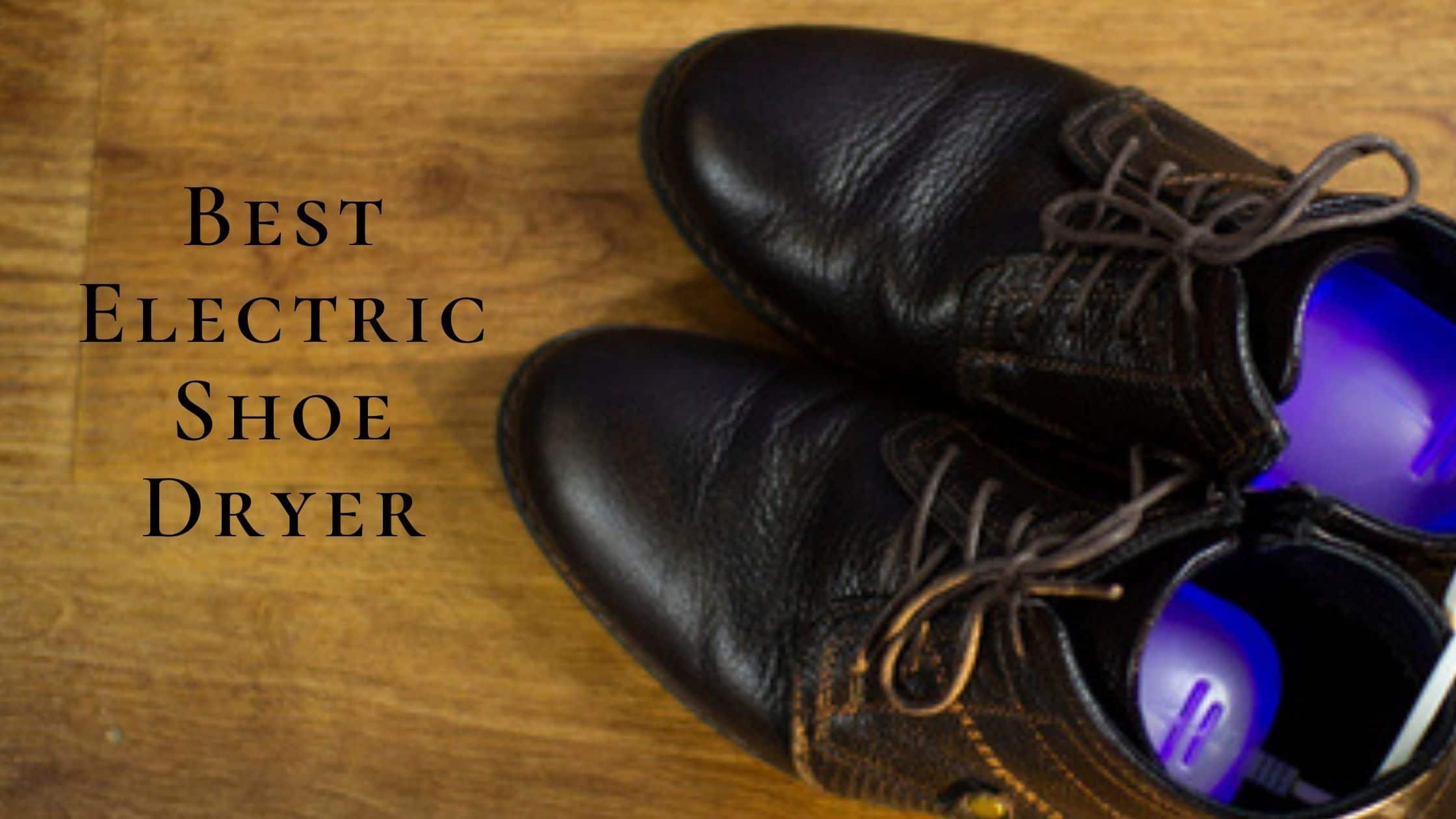 best electric shoe dryer