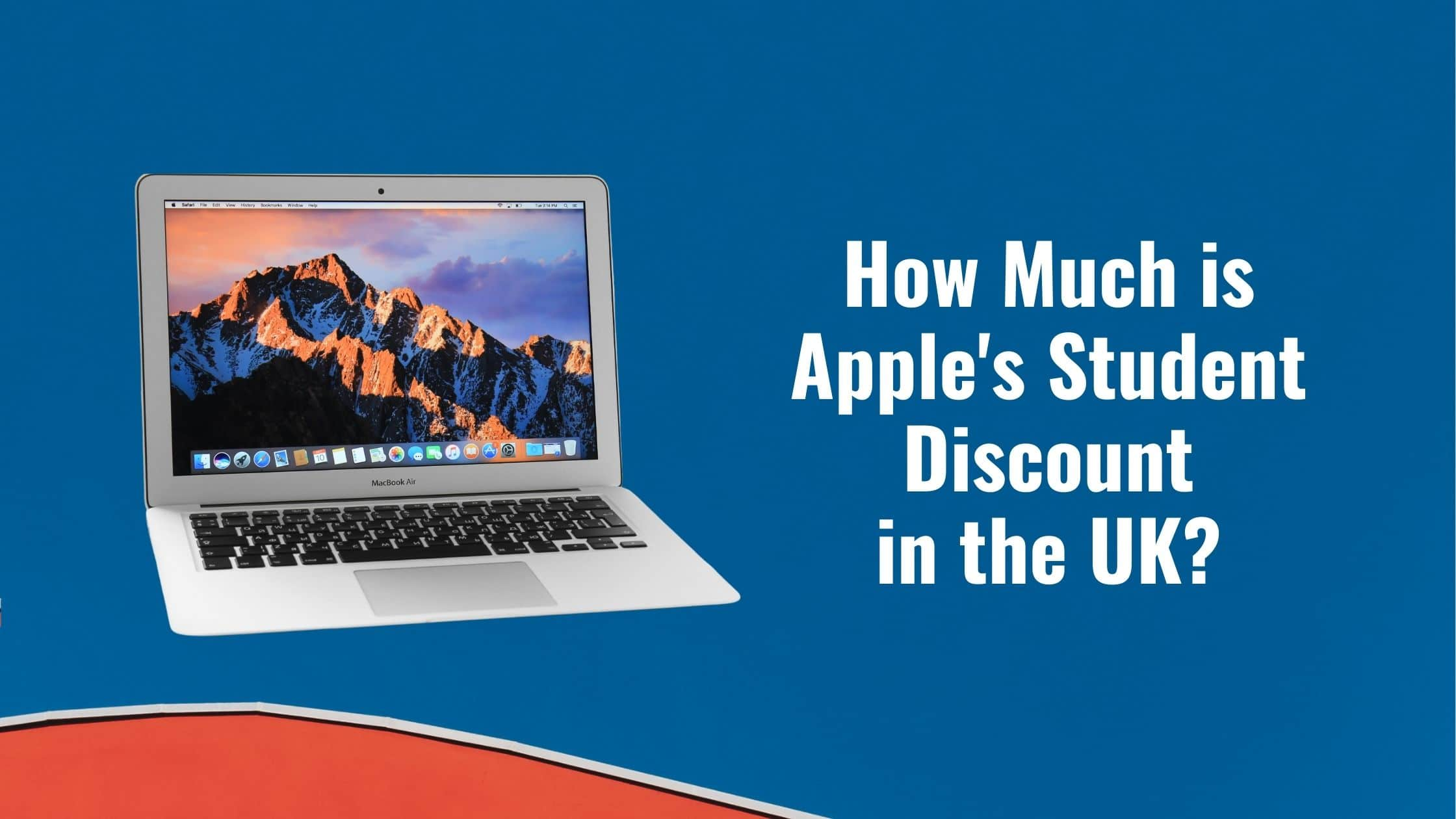 How Much is Apple's Student Discount in the UK?