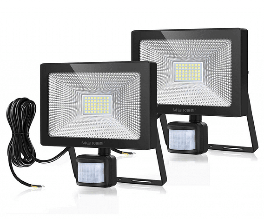 Best Security Light with Motion Sensors