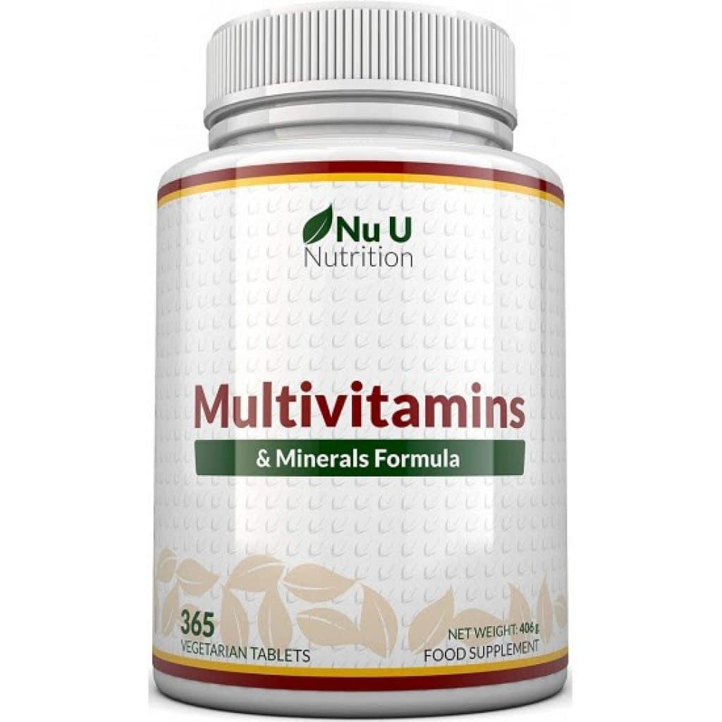 Best Multivitamins in the UK