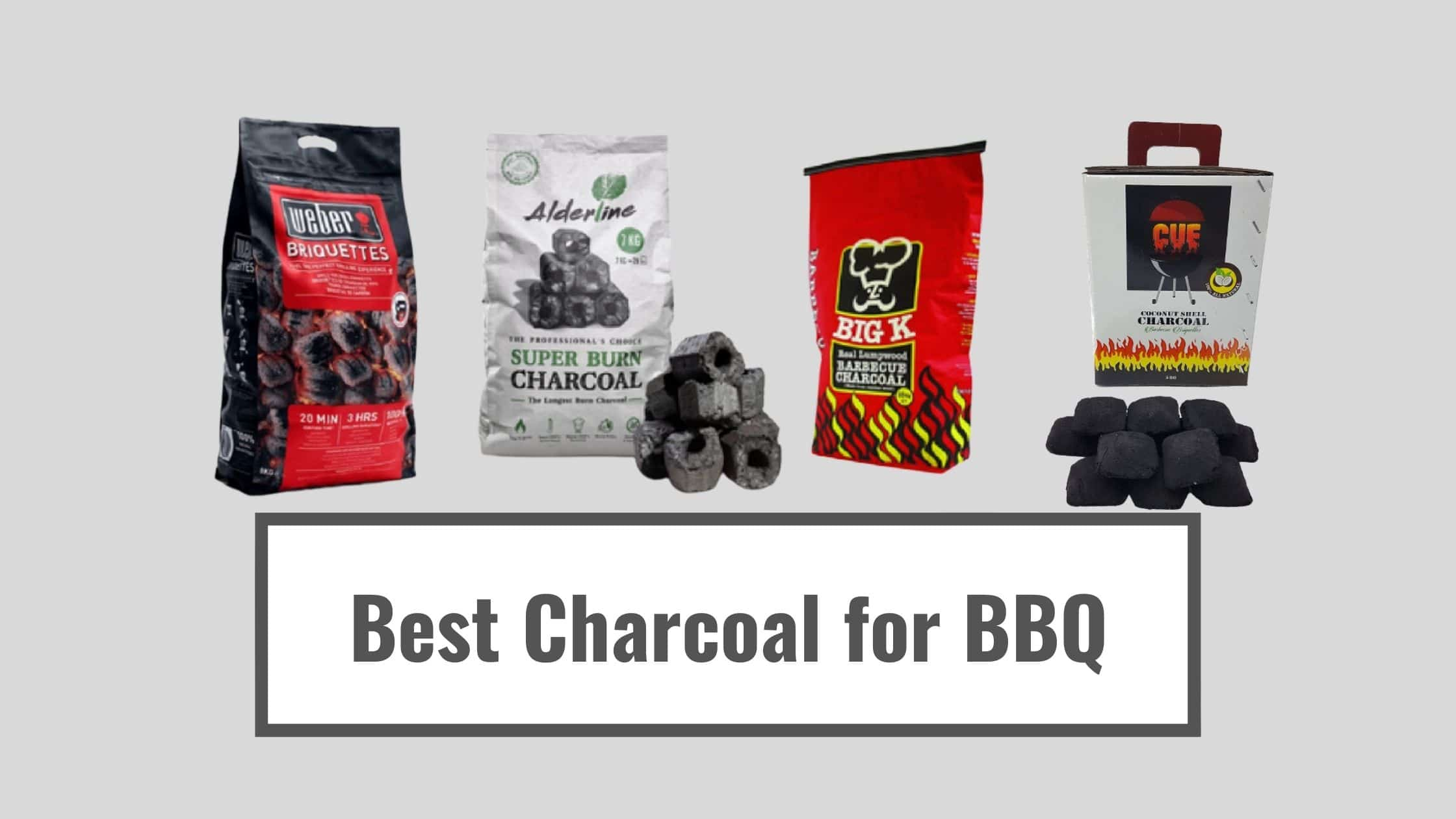 Best Charcoal for BBQ
